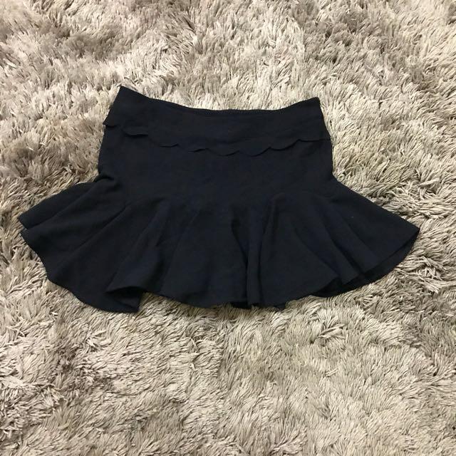 Zara Frill Skirt