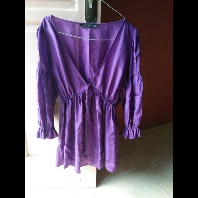 ZARA PURPLE