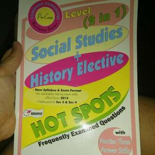 O LEVEL 2in1 HISTORY AND SS SAMPLE ESSAYS