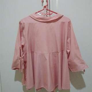 Blouse Salur Pink