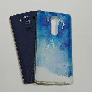 全新現貨 LG V10 海豚浮雕手機殼 (軟膠殼)