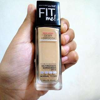 Maybelline Fit Me! 230 Dewy+Smooth