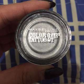 Eyeshadow Maybelline Color Tattoo
