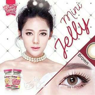 Mini Jelly Kitty Kawaii Softlens