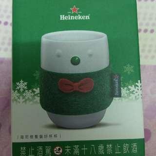 海尼根聖誕好杯杯
