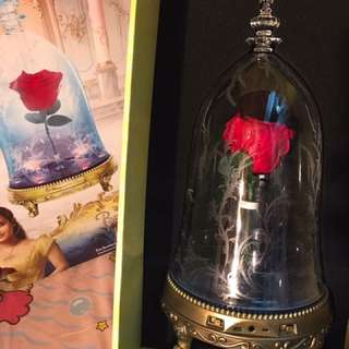 Beauty And The Beast Blue Tool Speaker