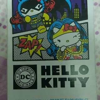 hello kitty*英雄系列聯名304不鏽鋼隨行杯(Bat girl款)