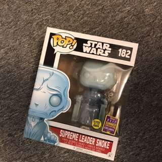 Funko Pop! 2017 Summer Exclusive - Supreme Leader Snoke