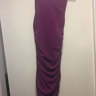 Kookai Purple Dress Size 1