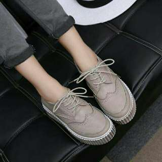 Oxford Creeper Shoes