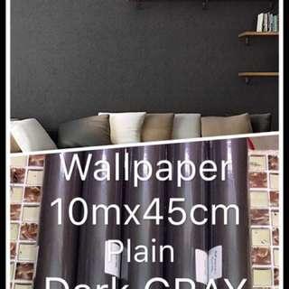 Self Adhesive Plain Wall Paper