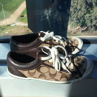 Authentic Coach Francesca Sneakers