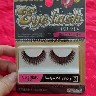 Daiso Fake Eyelash