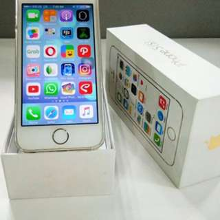 Iphone 5s 16giga 🔖Pemakaian pribadi