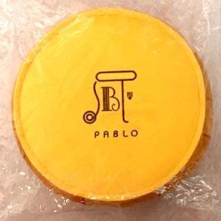 Limited Edition Pablo Cheese Tart Cushion Pillow