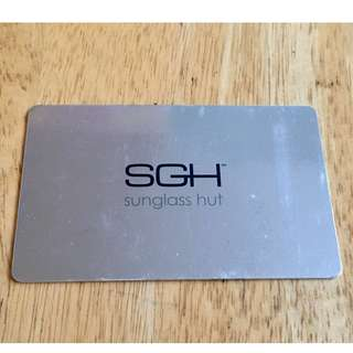 $50 Sunglass Hut Gift Card