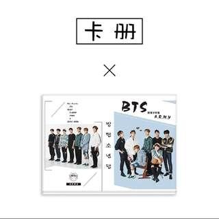 BTS GROUP ~ CARD HOLDER ~ PRE ORDER