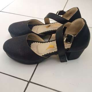 Adorable project black heels