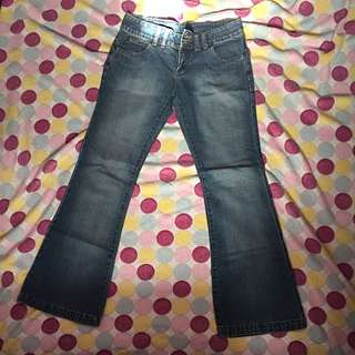 Lee Boot Cut jeans