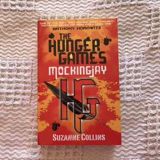 MockingJay- The Hunger Games