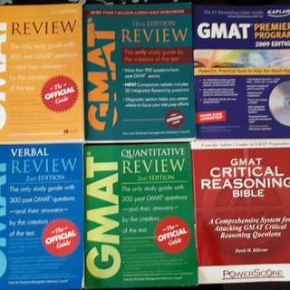 GMAT Official Guide  11ed 13ed + Free TOEFL Guide 3ed