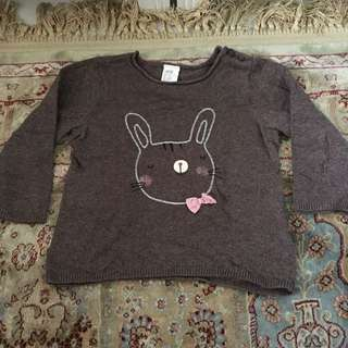[PRELOVED] H&M Long Sleeve Tee for kids