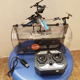 Liang Shen LS - 220 3.5CH Remote Control Helicopter with 3D Precise Directional Movement Built - in Gyro