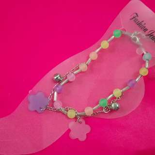 Anklet with Beads