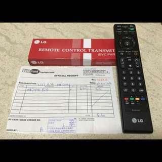 LG電視機遙控
