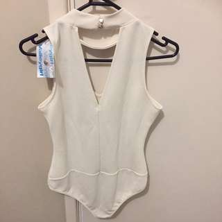 Valley girl Choked Style Body Suit