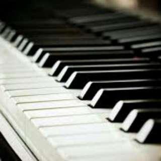 Piano & Violin Lessons