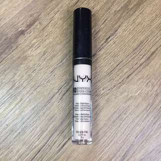 Nyx HD Concealer CW02