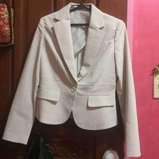 White Flesh Coat