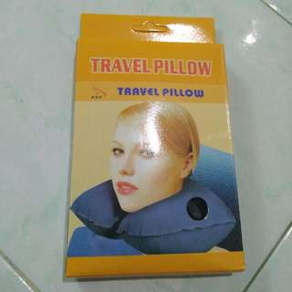 Travel Pillow #OCT10