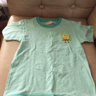 SpongeBob Tshirt- for boys