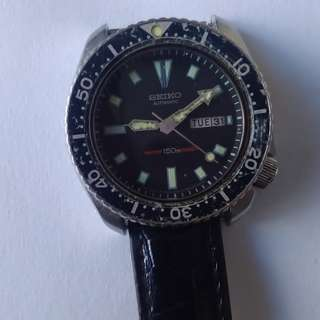 Seiko diver watch (rare)