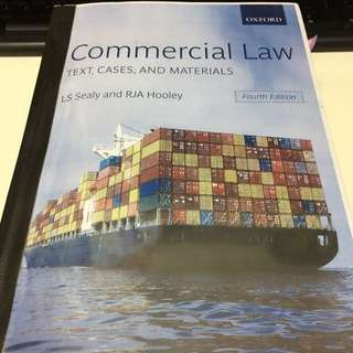 Commercial Law Text, Cases & Materials (4th Ed)