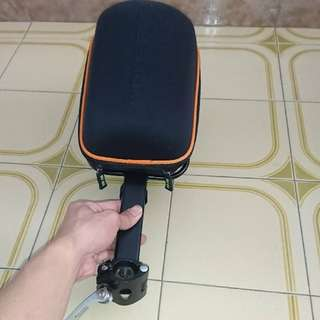 Scooter/bicycle Rear Pouch