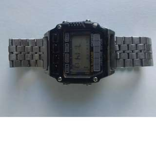 Seiko sports solar powered watch (rare)