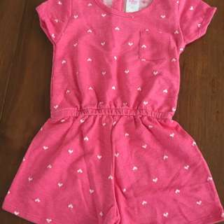 Local Brand Jumpsuit (uk 3Y)