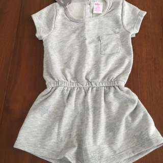 Local Brand Jumpsuit (uk 2Y)