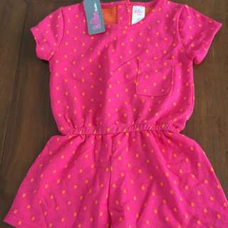 Local Brand Jumpsuit (uk 4Y)