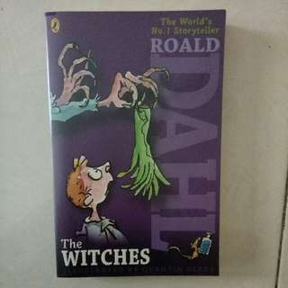Roald Dahl The Witches FREE POSTAGE