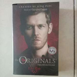 The Originals - The Rise FREE POSTAGE