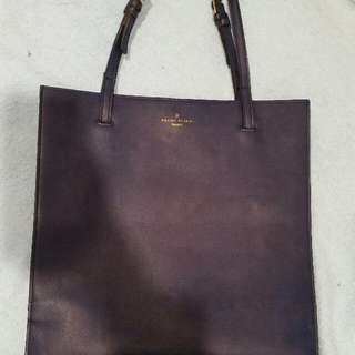 Thevan Premium Paris Navy Blue Bag