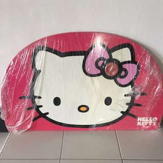 Hello Kitty Headboard For Single Or Super Single Bed