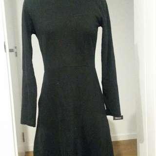 Witchey Black Dress