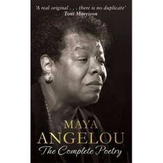 Maya Angelou: The Complete Poetry (HARD COVER)