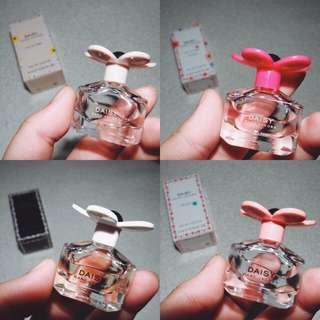 Authentic Marc Jacobs Perfumes (Mini)