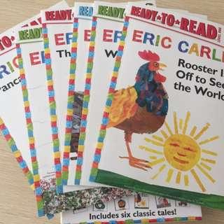 「已售」Eric Carle Collection